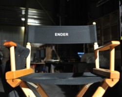 EnderWiggin.net Visits the Set of 'Ender's Game'