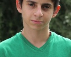 Happy Birthday to Moises Arias