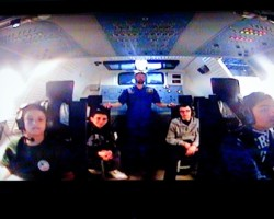 'Ender's Game' Production Blog Posts Space Camp Photo