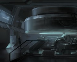 Ben Procter's Artwork of Ender's Command Simulator Deck