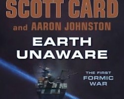 Earth Unaware in Paperback Available April 30