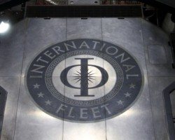 'Ender's Game' Production Blog Gives First Look at IF Logo
