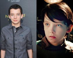 VIDEO: Asa Butterfield at the Young Hollywood Awards
