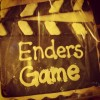 Ender's Game Cookie