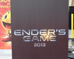 Promotional Poster for 'Ender's Game'