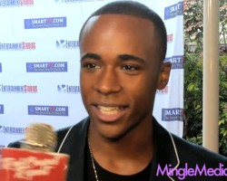 Khy Rhambo Talks 'First Family' and 'Ender's Game'
