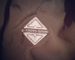 Ender's Game Production Jackets