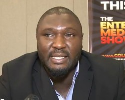 Nonso Anozie: 'Ender's Game' Will Be Cutting Edge