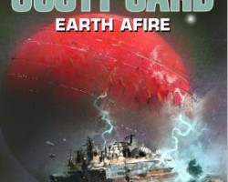 Synopsis and Cover for 'Earth Afire' Released