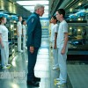 PHOTO: First Official Still from 'Ender's Game' with Ender and Graff