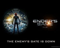 New Ender's Game Wallpaper Available