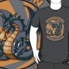 Dragon Army T-Shirt by Darian Robbins