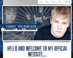 Jimmy Jax Pinchak Launches Official Website