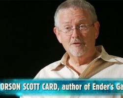 VIDEO: Q&A with Orson Scott Card