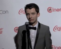 Asa Butterfield Talks 'Ender's Game' and Meeting Harrison Ford