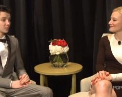 VIDEO: PopSugar Interviews Asa Butterfield at CinemaCon