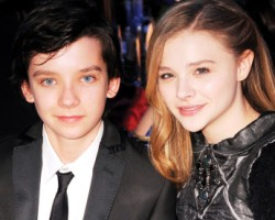 Asa Butterfield to Re-team with Chloe Moretz for 'The White Circus'