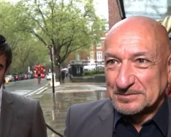 VIDEO: Sir Ben Kingsley Loved Working with Gavin Hood