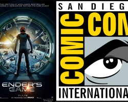 Summit Reveals Full Plans for Extensive 'Ender's Game' Presence at Comic Con