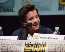 PHOTOS: 'Ender's Game' Panel at Comic Con 2013