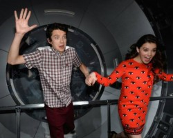 VIDEO: Ender's Game Experience Walk Thru With Asa, Hailee, Gavin and Bob