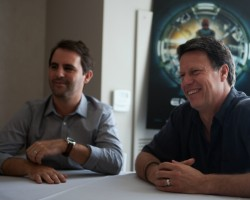 Roberto Orci and Gavin Hood on Adapting Ender's Game
