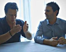 VIDEO: Gavin Hood/Bob Orci On Staying True to the Book