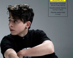 Moises Arias On Being a Child Actor and Favorite Roles