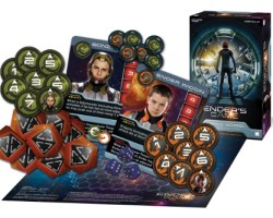 First Look at the 'Ender's Game' Battle School Board Game