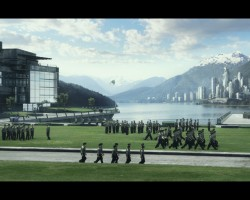 Straight from the Set Part 1: Producers Talk Ender's Game