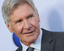 Photos: Harrison Ford at Paranoia Premiere