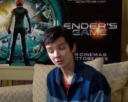 VIDEO: FilmClub Talks to Asa Butterfield