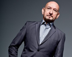 "Sir Ben Kingsley: ""No Difference Between Me and Asa Butterfield"""