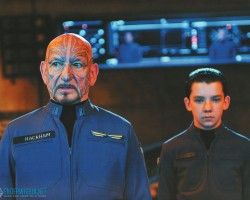 Hi-Res Scans from the 'Ender's Game' Calendar