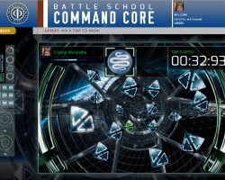 Ender's Game UK Launches Command Core Site