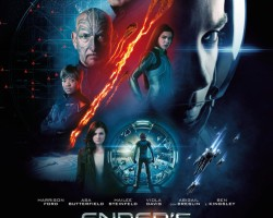 International 'Ender's Game' Poster via ComingSoon.it