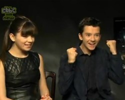 VIDEOS: Ender's Game Press Junket London