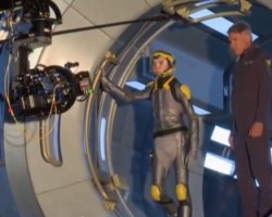 VIDEO: Harrison Ford and Ben Kingsley Talk 'Ender's Game' Plus More Behind the Scenes