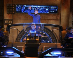 MTV Exclusively Reveals 5 New 'Ender's Game' Stills