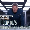TOMORROW: Fansites to Debut First Clip from 'Ender's Game'