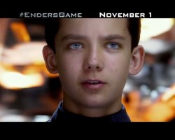 GALLERY: 35 Screencaps from 'Ender's Game' TV Spot 'Future'