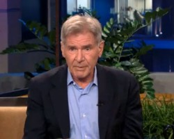 VIDEO: Harrison Ford Responds to Viola's Davis' Dirty Jokes Claim