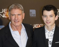 VIDEO: Ender's Game Cast and Crew in Madrid