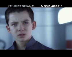 GALLERY: 15 Hi-Res Screencaps from 'Ender's Game' TV Spot 'Morality'