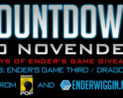 Countdown to NovEnder Day 13: Third and Dragon Army Pins