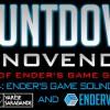 Countdown to NovEnder Day 14: Ender's Game Soundtrack