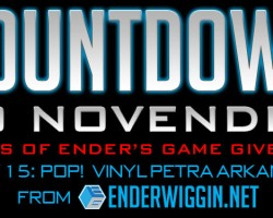 Countdown to NovEnder Day 15: Pop! Vinyl Petra