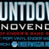 Countdown to NovEnder Day 17: Pop! Vinyl Ender