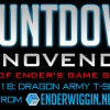 Countdown to NovEnder Day 18: Dragon Army T-Shirt