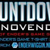 Countdown to NovEnder Day 19: Ender's Game T-Shirt